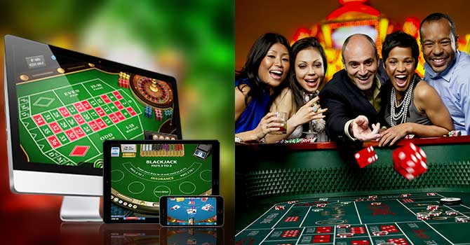 Gambling Online!