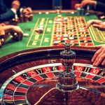 What are the common terms used in online gambling games